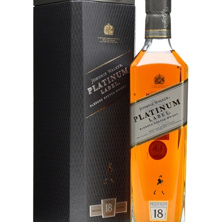 Johnnie Walker Platinum 18